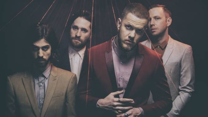 imagine dragons, evolve, album, swedish, pop, news, entertainment, billboard, mtv, vh1